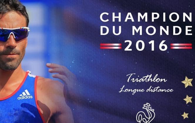 PRO Corner: Meet 2x ITU Long Course Champion  Sylvain Sudrie (FRA)